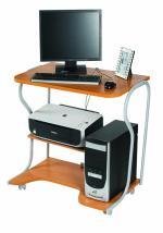 Столик для ноутбука Вентал ПРАКТИК-4 Венге